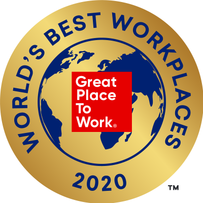 World's Best Workplaces 2020 Logo