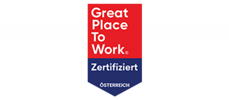 Aufkleber-Set Logo - Certified by Great Place to Work®