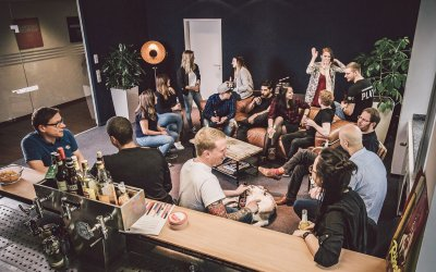 Social Recruitment bei morefire