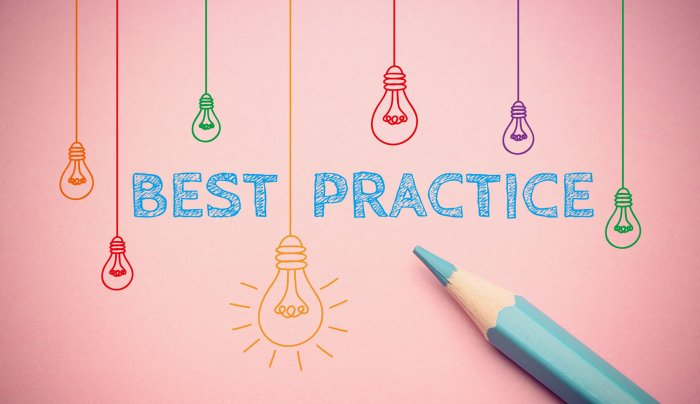 originelle best practices eb